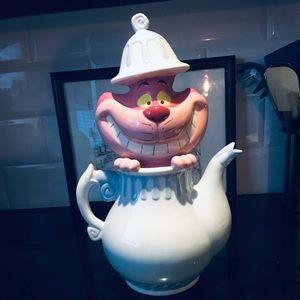 Disney- Cheshire Cat cookie jar